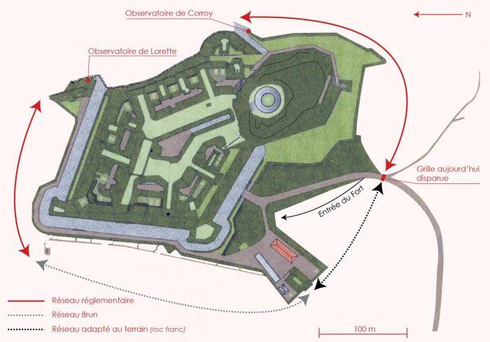 Ville De Remiremont Point Reseau Fil De Fer