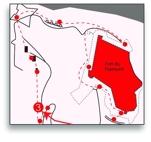 Ville De Remiremont Point Mini Carte