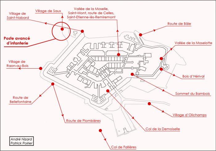 Ville De Remiremont Point SM Point