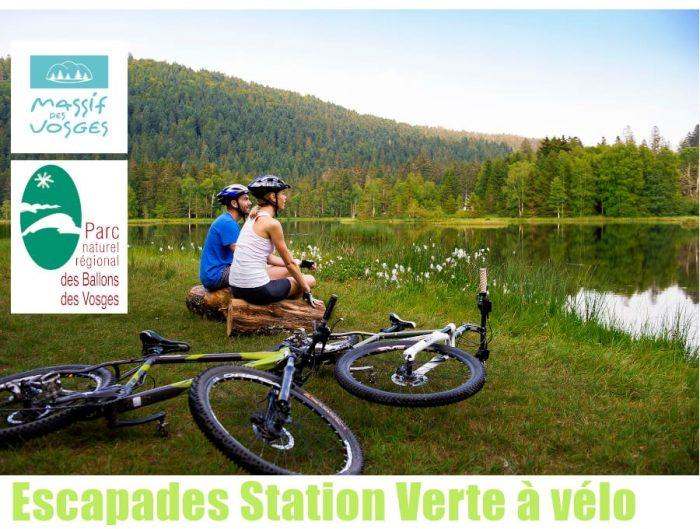 Ville De Remiremont Agenda Escapades Velo Stations Vertes Massif Vosges Sud Parc Nature Regional PNR Ballons