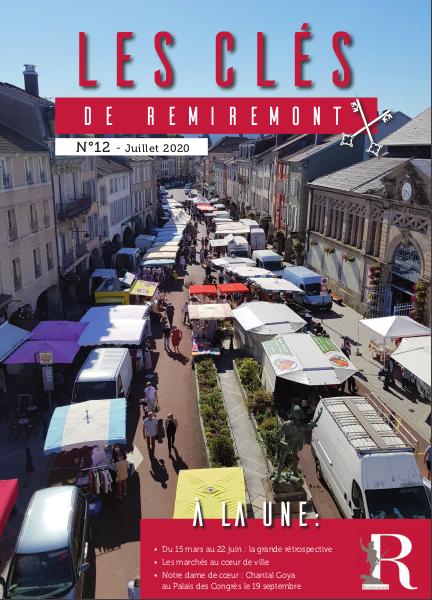 Ville De Remiremont Agenda Lesclés