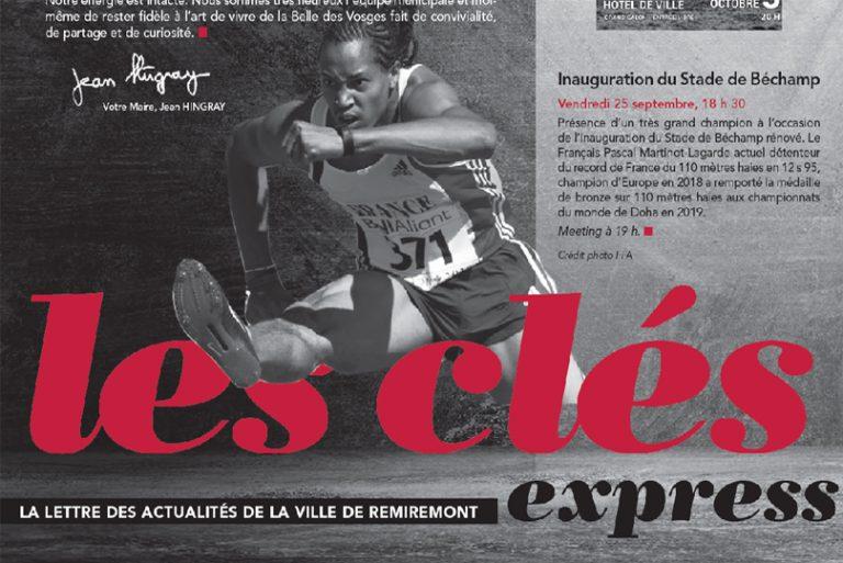 Ville De Remiremont Actualites Cles Sept